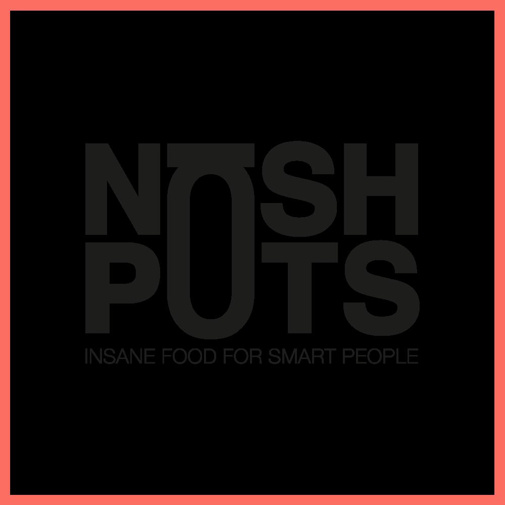 Logo Nosh Pots