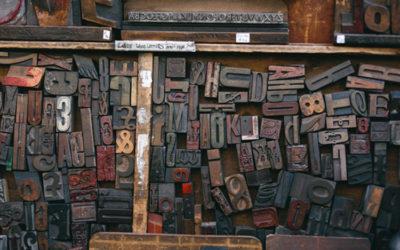 L'importance de la typographie dans votre communication